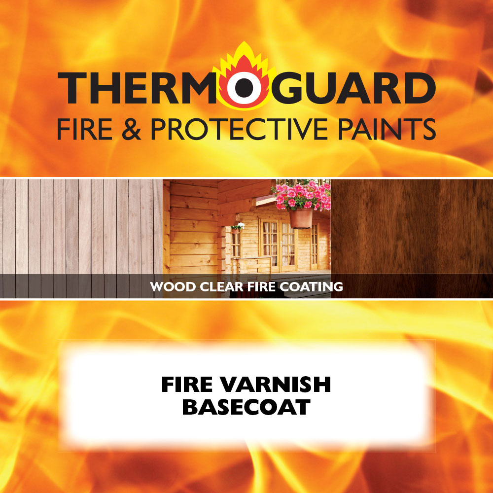 Fire Varnish Basecoat Thermoguard Uk Products