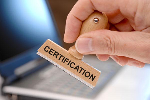 Fire Certificate