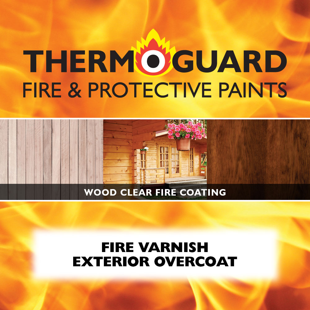 Fire Varnish basecoat - Thermoguard UK - Products