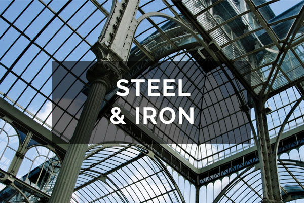 steel & iron products