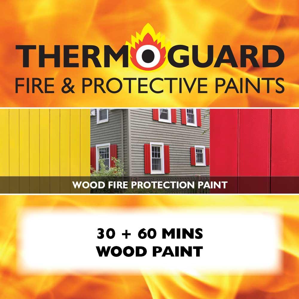 Intumescent Paint Exterior Timber